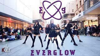 [ KPOP IN PUBLIC ] EVERGLOW (에버글로우) - ADIOS | ONE TAKE DANCE COVER | THE KULT | AUSTRALIA