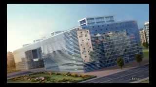 建築3D  富宇建設【東方之冠】聖工坊2010
