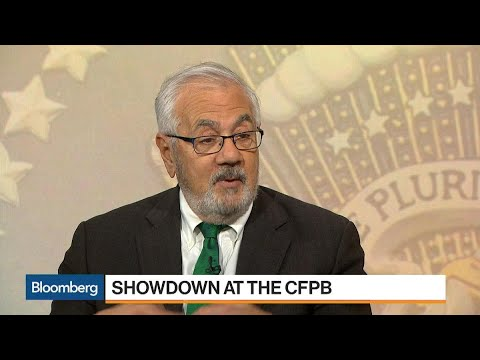 Barney Frank Says Mulvaney Wants to Destroy CFPB