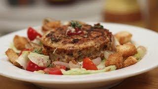 Burger Salad  Sanjeev Kapoor Khazana