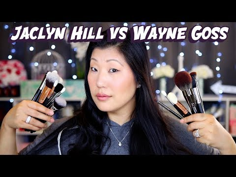 Jaclyn Hill vs Wayne Goss Brush Sets | Shelly Saves the Day