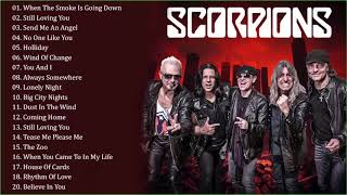Full Album Lagu Scorpions Enak di Dengar Buat Pengantar Tidur