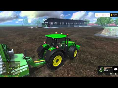 Hello America map states v8 Farming Simulator 2015 #03