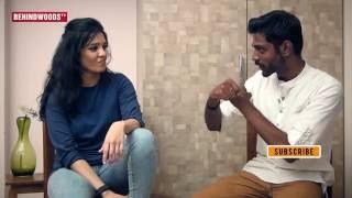 Vijay Sethupathi is vera level - Ritika Singh on Aandavan Kattalai