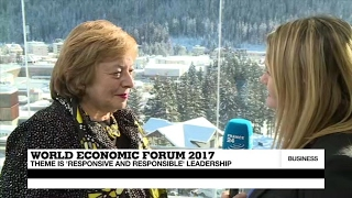 DAVOS 2017  Has the bubble burst?