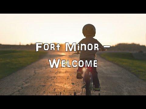 Fort Minor - Welcome [Acoustic Cover.Lyrics.Karaoke]