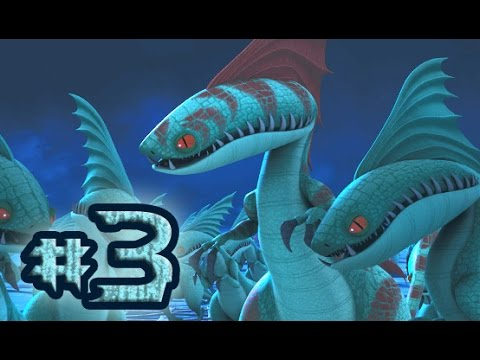 A PACK OF SPEED STINGERS! Icestorm #3 - School of dragons