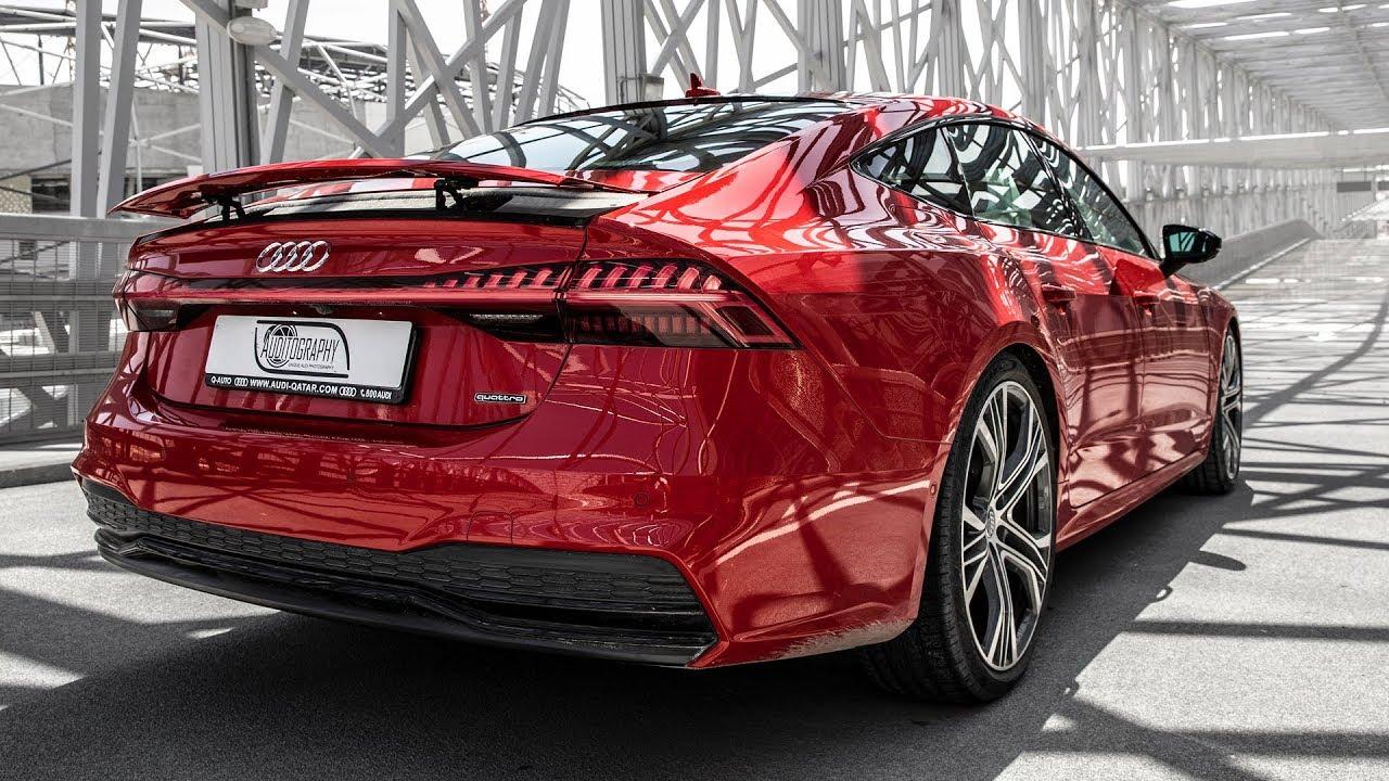 Better Than The New Audi S7 Diesel 2019 20 Audi A7 Sportback 55tfsi 340hp 500nm