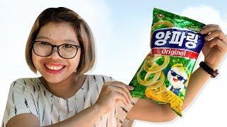 Ăn Chung Gói Snack Vòng Tròn SUBI TV