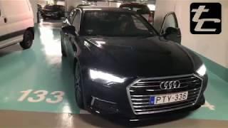 Live archív: Audi A6 50TDI
