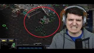 Buggiest FkiN move Out - Artosis Starcraft Remastered