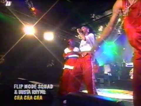 Busta Rhymes & Flipmode Squad - Cha Cha Cha (live)