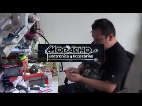 MORACHO ELECTRONICA Y CELULARES