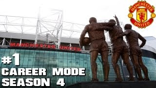 Video FIFA 13 : Manchester United Career Mode - Season 4 - Part 1 download MP3, 3GP, MP4, WEBM, AVI, FLV Desember 2017