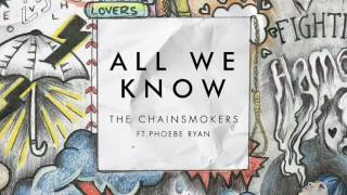 [KARAOKE]The Chainsmokers - All We Know [Official] Karaoke.. |MUSIC TRACK|
