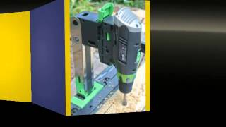 Ryobi Drill Press-a Stand On Drilling Machine