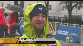 Henry Ward Attempting To Run Boston Marathon Course 4 Times In 24 Hours