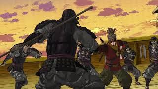 Harley Quinn vs Catwoman and Batclan vs Jokerclan: Batman Ninja