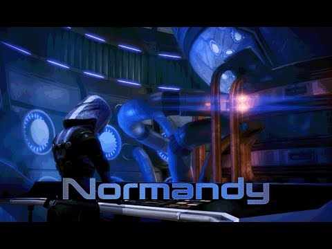 Mass Effect 3 - Normandy: Engineering (1 Hour of Ambience)