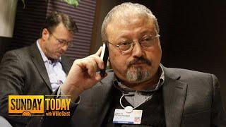 President Trump Calls CIA Assessment On Jamal Khashoggi Killing 'Premature' | Sunday TODAY