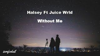 Download lagu Halsey - Without Me (ft juice wrld) Lyrics|مترجمة