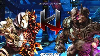 Killer Instinct Eyedol Gameplay Footage - Online Match 35 - Xbox One - Season 3 - 60fps