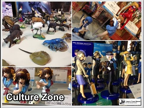 Kaiyodo figure Museum culture zone
