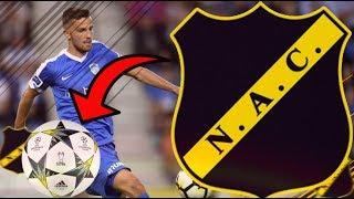 De champions league poule des doods! | nac breda career mode #60 - fifa 18 nederlands