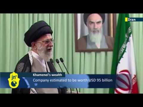 Khamenei's wealth: Reuters uncovers Iranian Supreme Leader's USD 95 billion business empire
