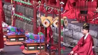 韩国国立国乐院复原社稷大祭,用汉语和汉语唱祭,不知道我们中国人看了如何