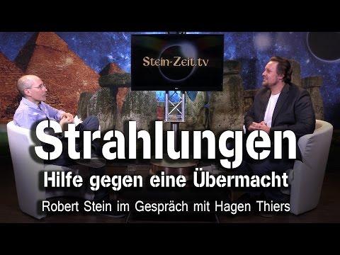 Strahlungen - Hilfe gegen eine Übermacht - Hagen Thiers bei SteinZeit