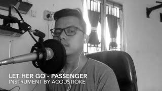Iseng Cover Lagu Let Her Go - Passenger