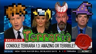 Terraria - The Truth About Console 1.3: A Review