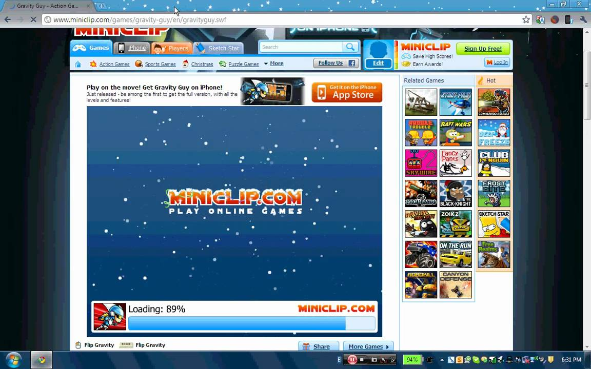 Games Online At Miniclip