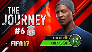FIFA 17 THE JOURNEY! BEST GOAL!