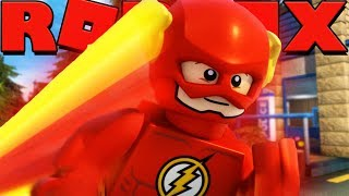 THE BEST FLASH BASE EVER?! (Roblox Superhero Tycoon)