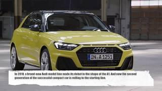 New Audi A1 Sportback - ideal companion for an urban lifestyle