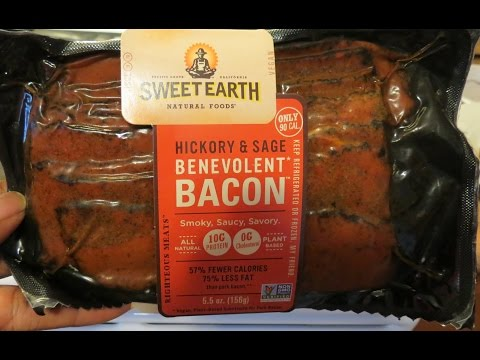 Product Review: Sweet Earth Benevolent Bacon (vegan)