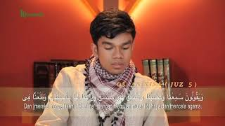 [59.57 MB] AL'Quran juz 5 full~syeh muzamil hasballah