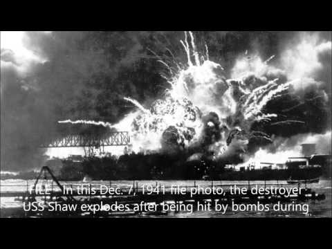 Why Wars?  Pearl Harbor Day Honor