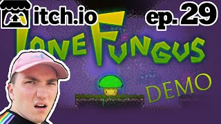 Cute Fungus Is The Deadliest Fungus - itch.io ep.29 -  Lone Fungus Lets Play