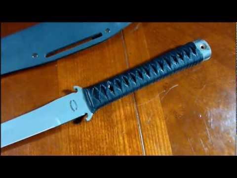 Bauchop Custom Knives Amp Swords Doovi