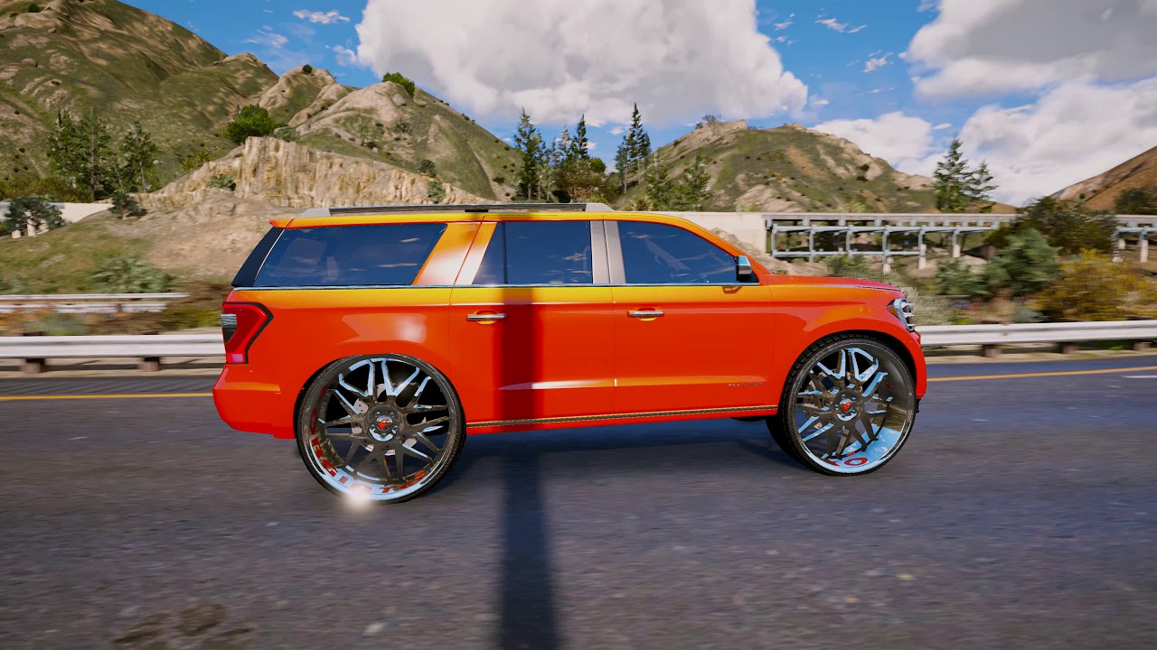 Gta 5 Ford Expedition 2018 2019 2020 Ford Cars