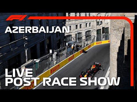 F1 LIVE: Azerbaijan GP Post-Race Show