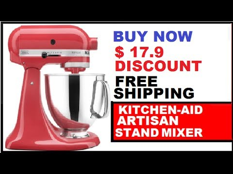 kitchenaid artisan mixerbest buy price kitchenaid stand mixer attachments youtube - Artisan Kitchenaid Mixer