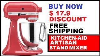 Kitchenaid Artisan Mixer:Best Buy Price Kitchenaid Stand Mixer Attachments