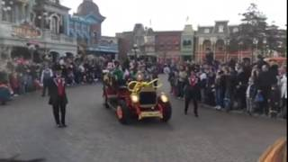 Pré-Parade Galloise (2015) - Disneyland Paris