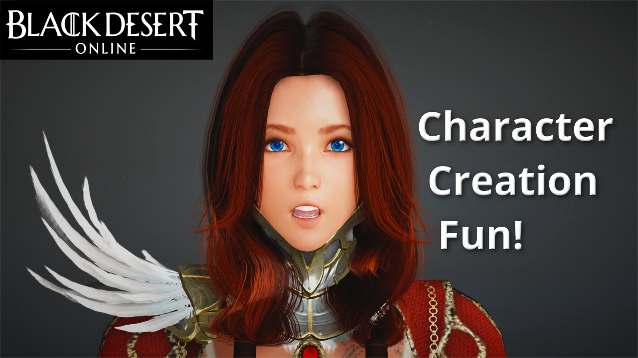 how to delete a character in black desert