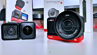 Insta360 One R - Alternative to GoPro Hero 9 - 5K Action Camera | Leica Lens | - Still Worth buying?