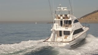75' TITAN C-BANDIT LUXORY FISHING BOAT FOR SALE BY KUSLER YACHTS